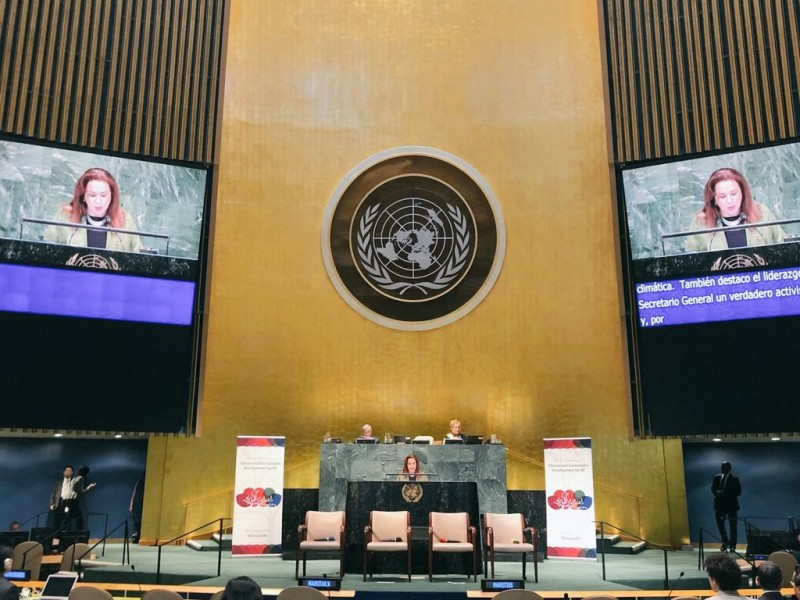 Representante de ONU visita México el lunes