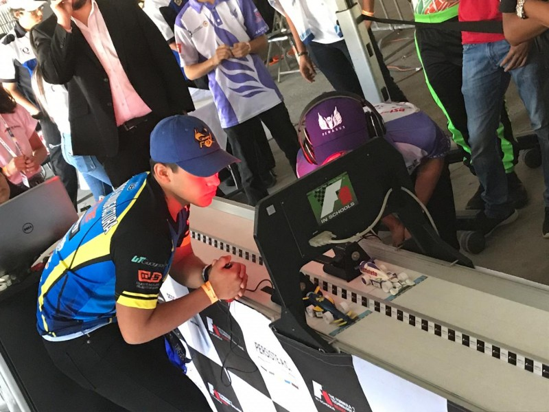 Representarán a México en Mundial de la Formula1