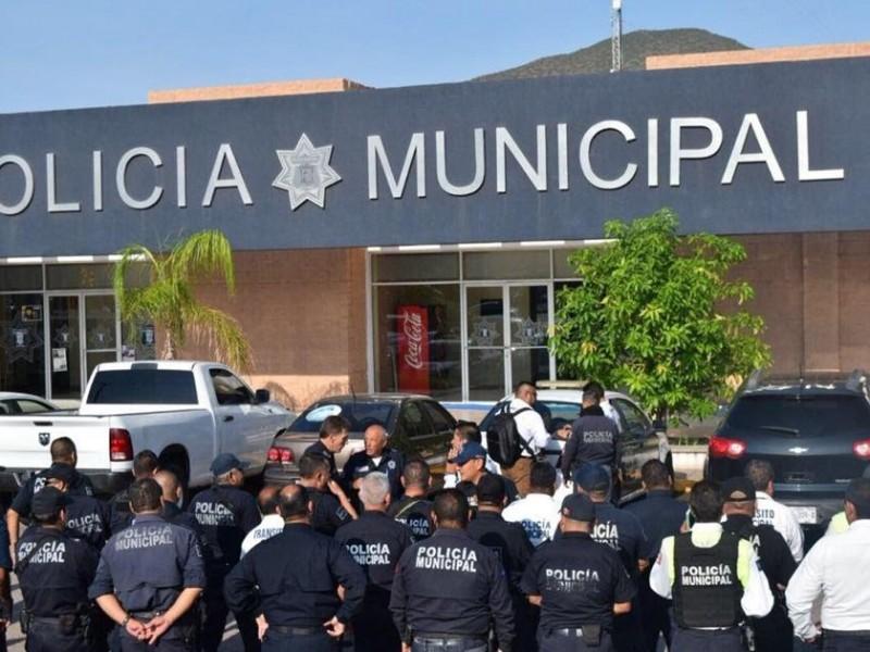 Reprobados 24% de policias guaymenses