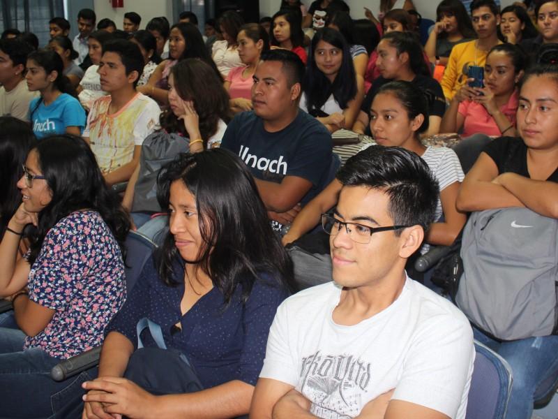 Reprograma UNACH exámenes para egreso de licenciaturas