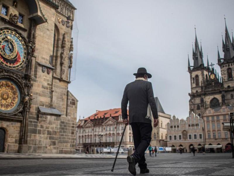 República Checa declara máxima alerta Covid