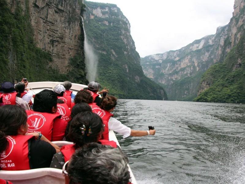 Repunta turismo en Chiapas