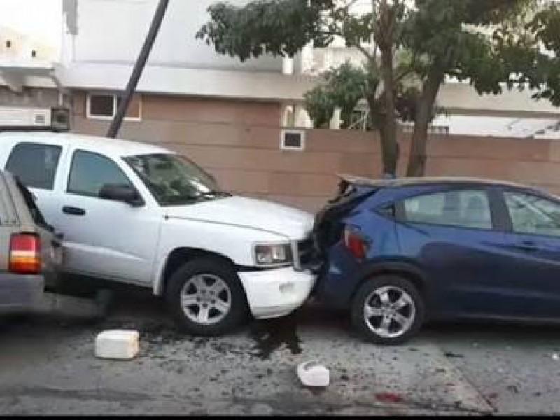 Repuntan accidentes de tránsito por vacaciones