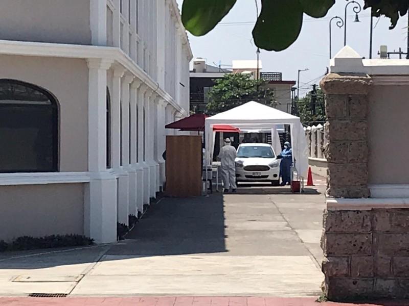 Repuntan casos de Covid en Hospital Español de Veracruz