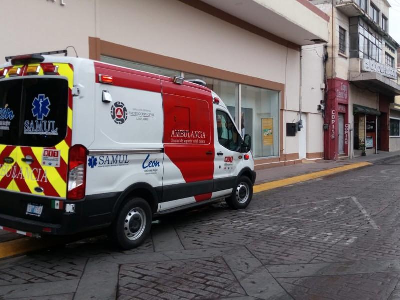 Repuntan solicitudes de ambulancias para atención de pacientes Covid-19