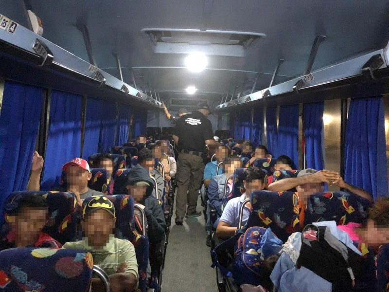 Rescata FGR a 32 migrantes más en Chiapas