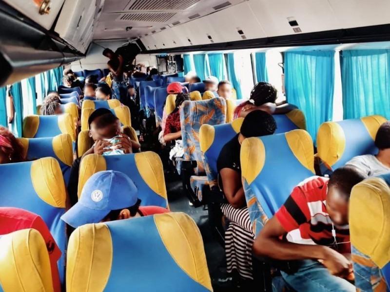 Rescata INM a 19,162 víctimas de tráfico de personas