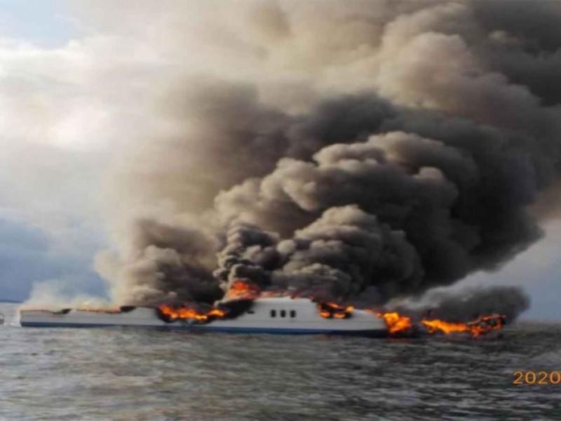 Rescata Semar a 12 náufragos en BCS