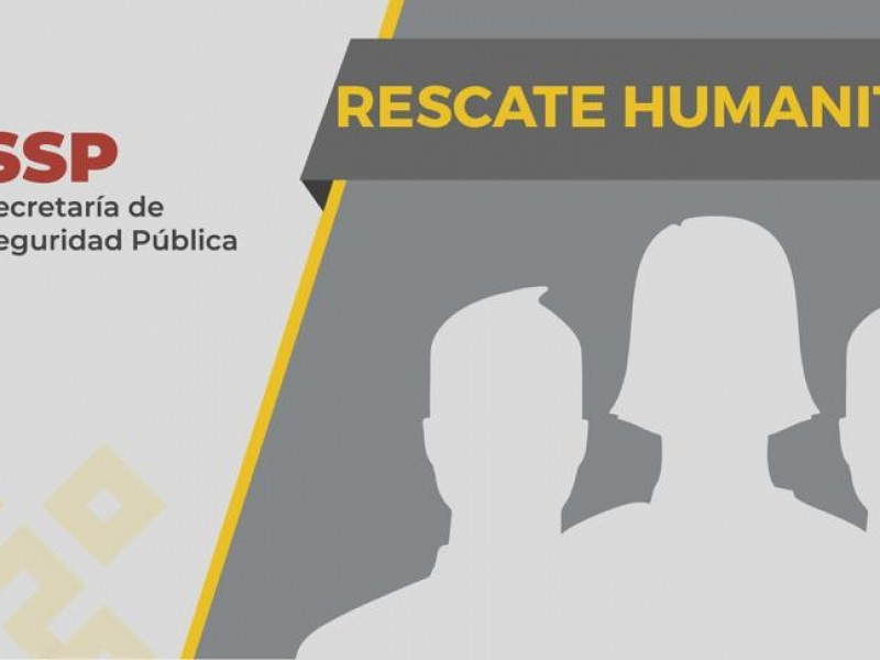 Rescata SSP a 151 migrantes en Operativo Interestatal Veracruz-Tabasco