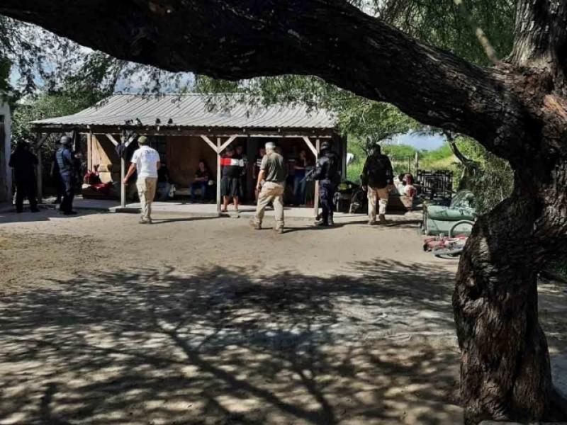 Rescatan a 13 migrantes en Tamaulipas