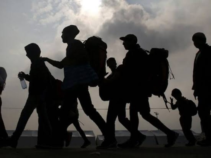Rescatan a 139 migrantes en cinco municipios de Veracruz