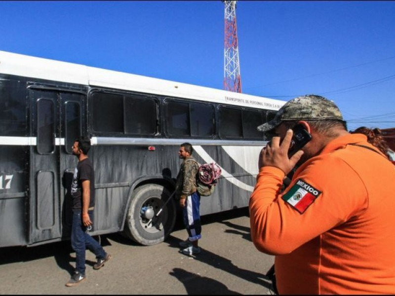 Rescatan a 234 migrantes en Chiapas