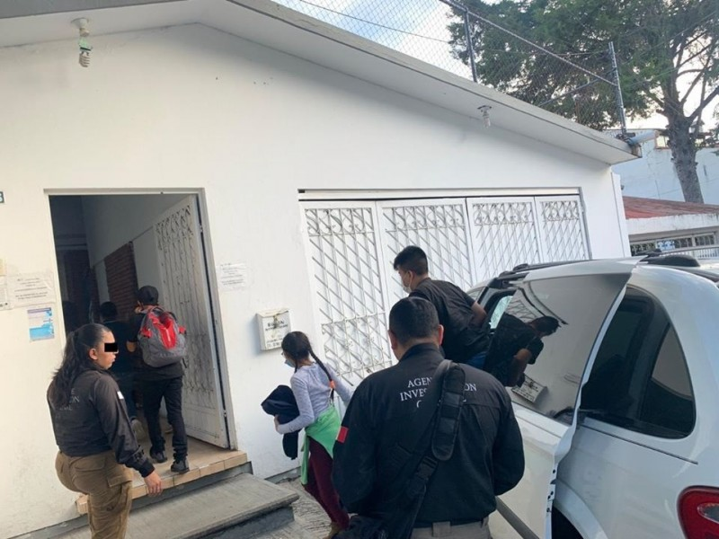 Rescatan a 30 migrantes centroamericanos