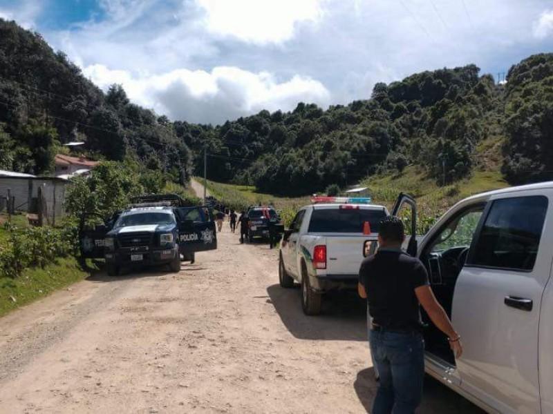 Rescatan a indocumentados secuestrados en Chiapas