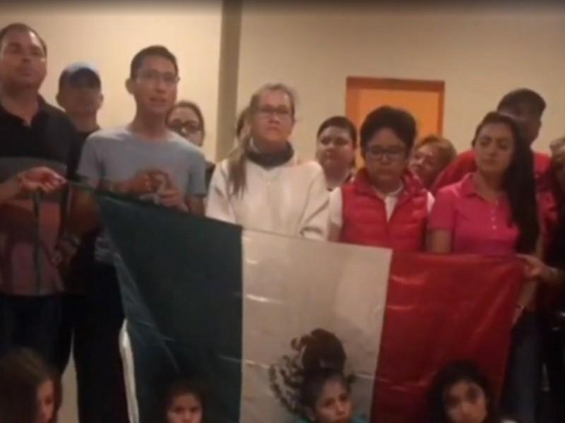 Rescatan a mil 115 connacionales que se hallaban varados