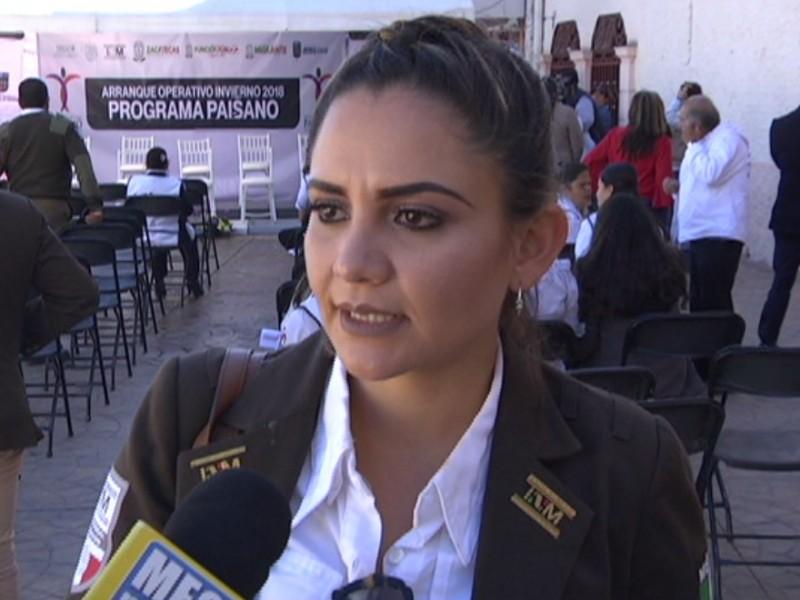 Rescatan a mil 481 migrantes en Zacatecas