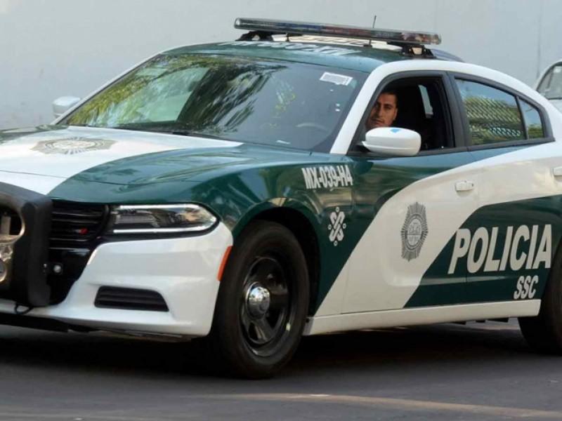 Rescatan a victima de secuestro en CDMX, detienen a delincuentes