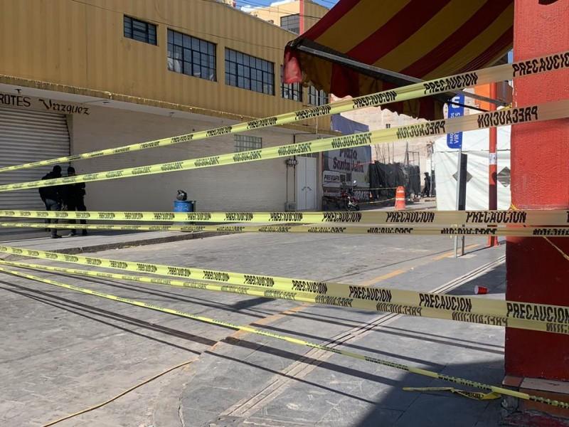 Rescatan un cuerpo de los tres fallecidos en Texmelucan