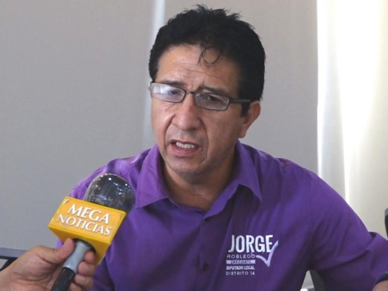 📹Rescatar PYMES para impulsar Desarrollo Económico : Jorge Robledo
