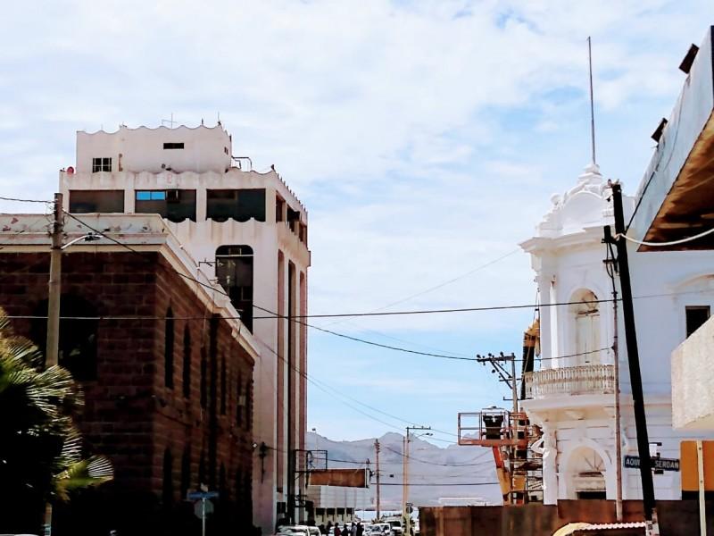 Rescate de edificios históricos, requiere participación de todos