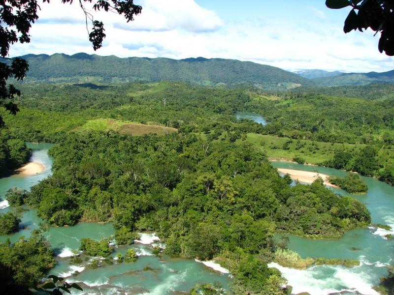 Reserva Montes Azules afectada ante cambio climático