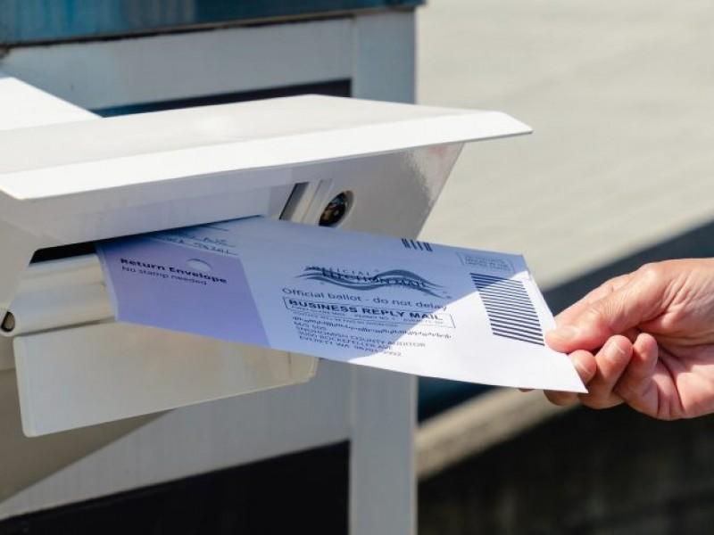 Residentes de San San Carlos votarán por correo