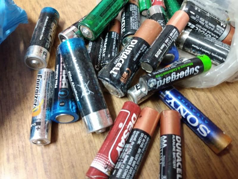 Residuos electrónicos contienen el 6% de materiales contaminantes