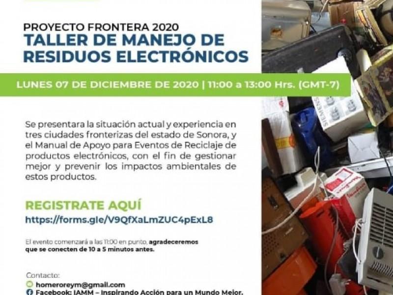 Residuos electrónicos, pueden generar derrama económica si se reciclan