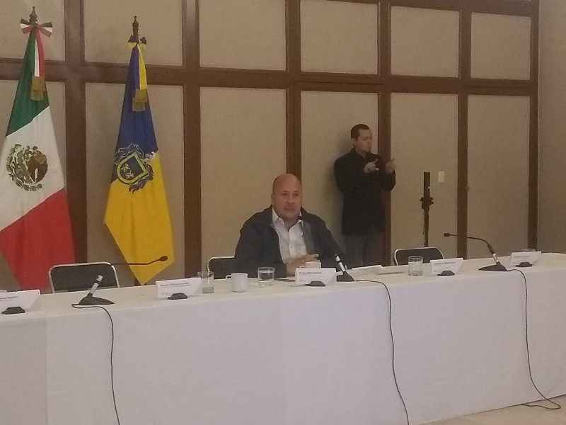 Respalda Alfaro nombramiento de general para guardia nacional