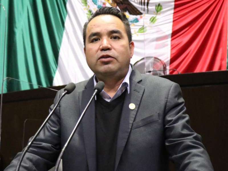 Respalda diputado federal Heriberto Aguilar propuesta de Presidente
