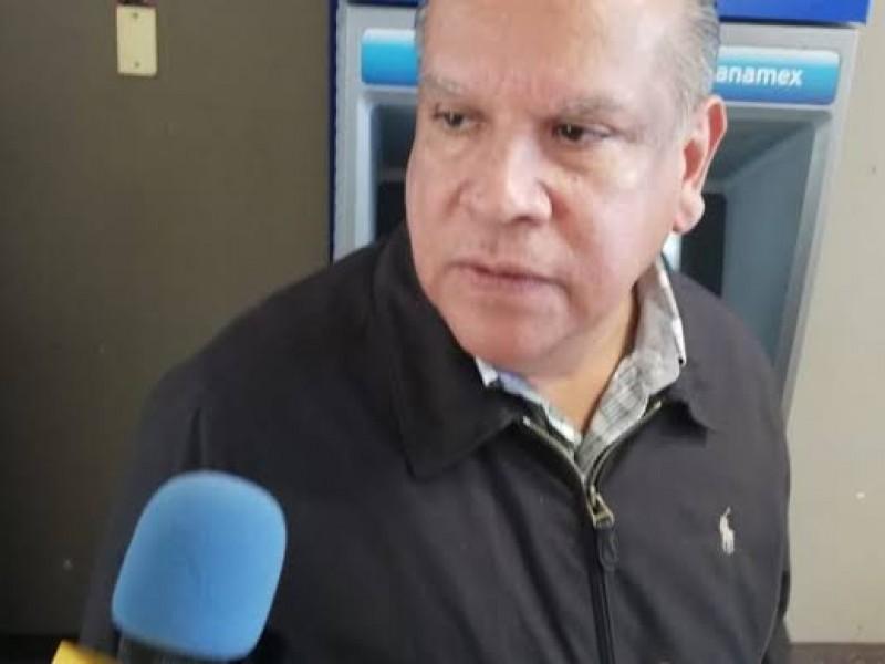 Respalda Jorge Moreno a dirigente nacional del PRI
