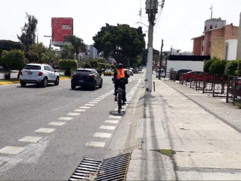Respalda Observatorio de Movilidad construcción de ciclovía en Av.Guadalupe