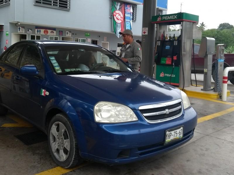 Respaldo a acciones de seguridad de combustible: Diputado