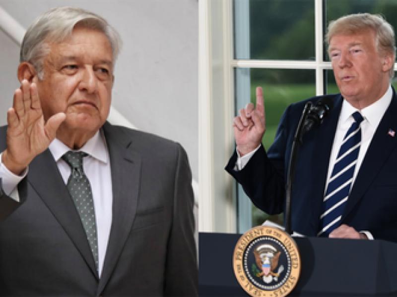 Responde AMLO a los aranceles de Trump