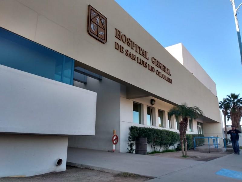 Responde personal médico al llamado del HG en SLRC
