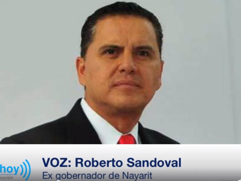Respondió Roberto Sandoval a las acusaciones en su contra