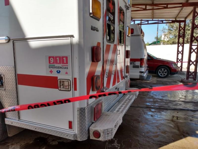 Restablece Cruz Roja servicio después de ejecución en una unidad