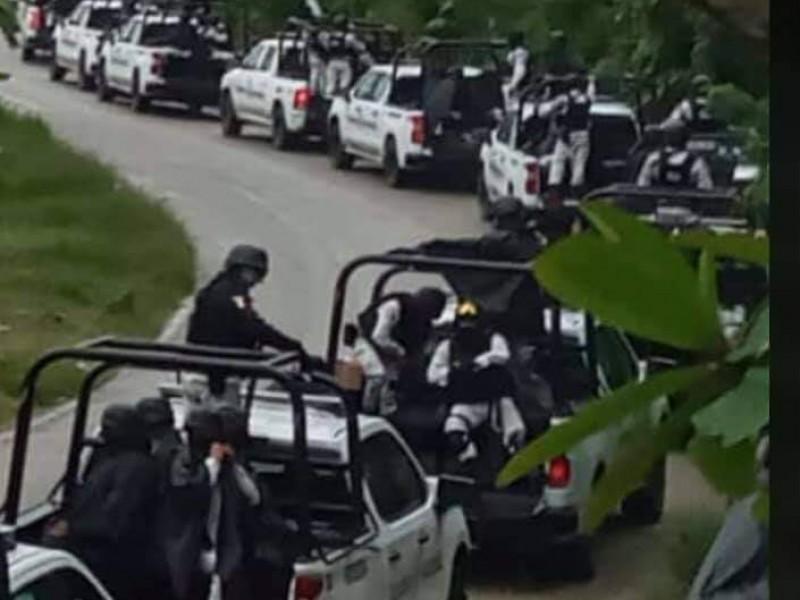 Restablecen autoridades el orden y paz social en Pantelhó