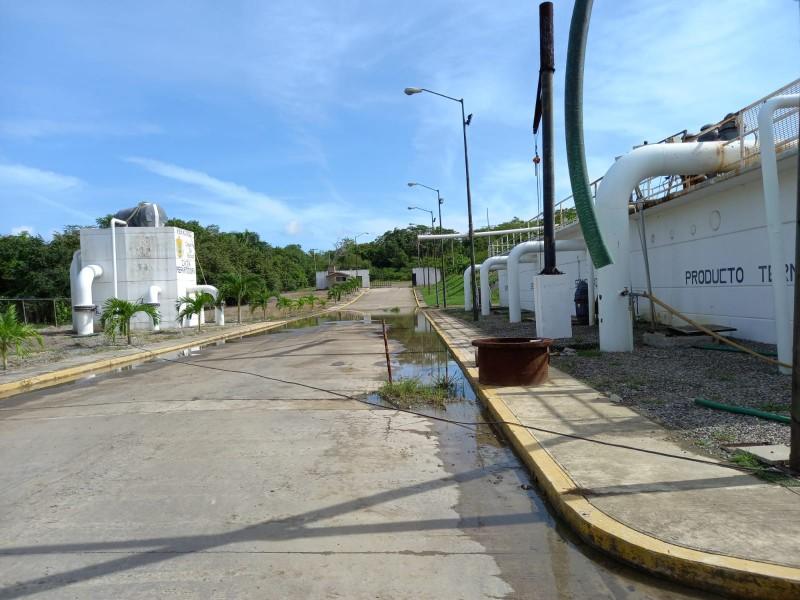 Restablecido el suministro de agua en Tuxpan