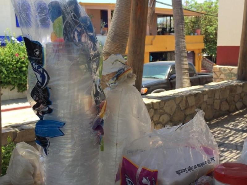 Restauranteros dispuestos a eliminar plásticos