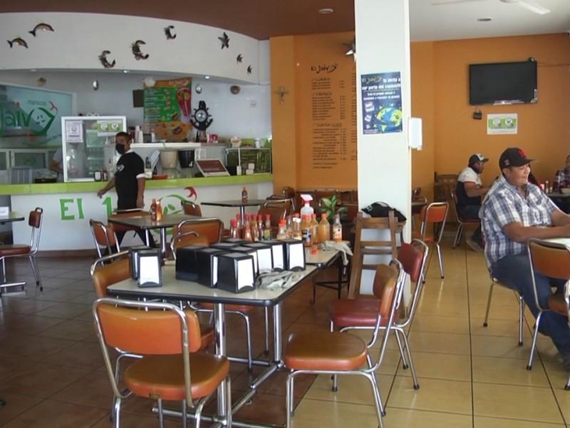 Restaurantes en pie de la lucha contra efectos económicos