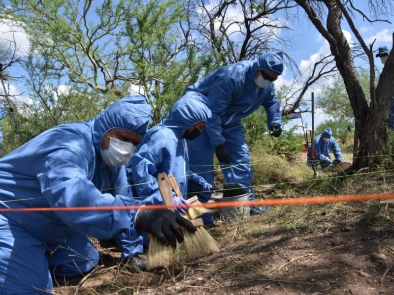 Restos óseos coinciden con 5 Yaquis desaparecidos desde julio