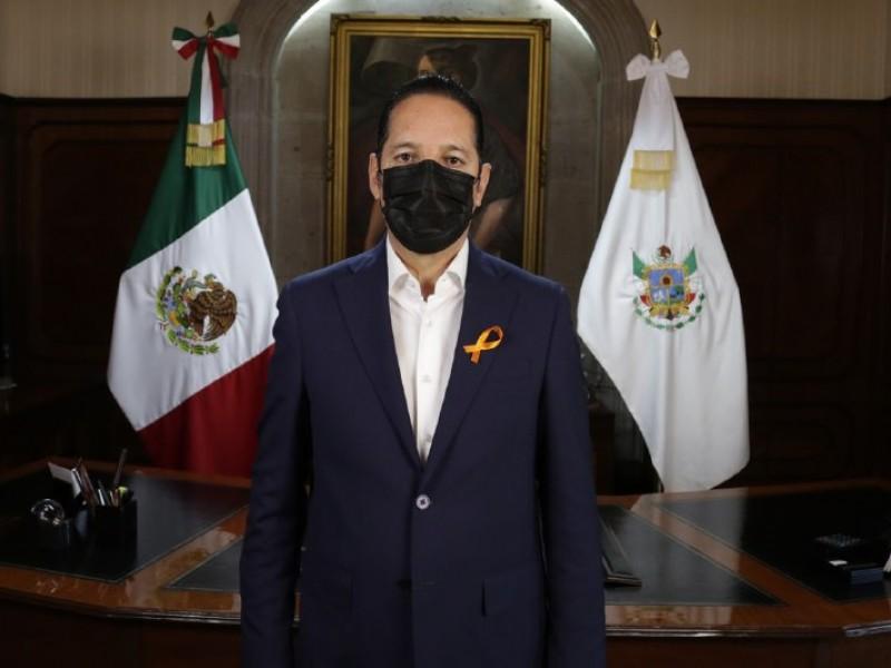 Restringen aforos y horarios en Querétaro para combatir Covid-19
