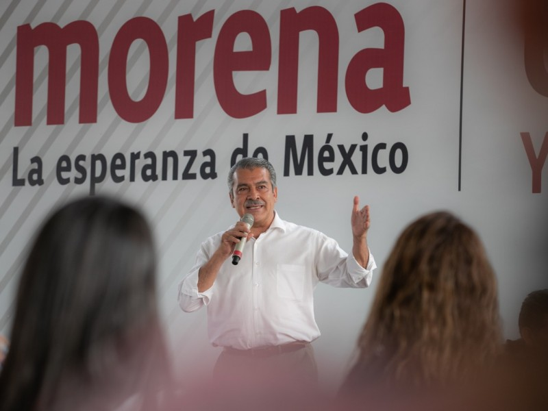 Resuelve TEPJF retirar candidatura a Raúl Morón