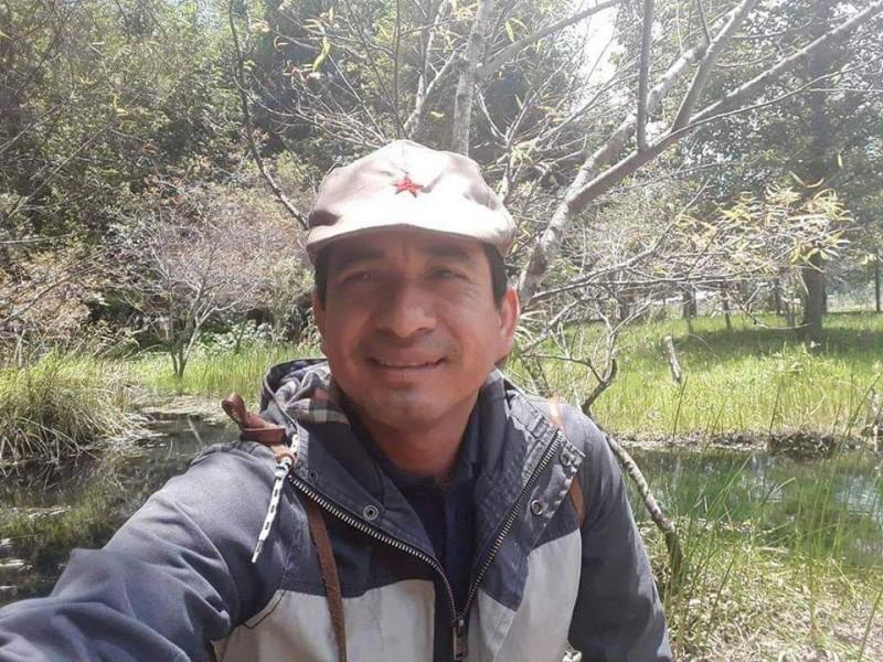 Retienen a ambientalista por denunciar ecocodio