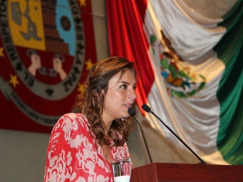 Retienen a diputada local habitantes de San Juan Mazatlán Mixe