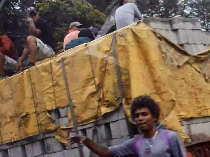 Retienen a migrantes Hondureños en Guatemala