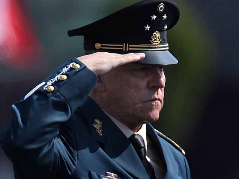 Retiran cargos contra el Gral. Salvador Cienfuegos en EUA