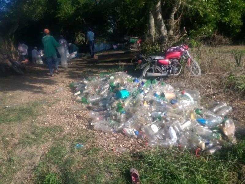 Retiran de Río Blanco 42 toneladas de basura:SEDEMA