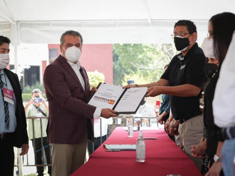 Anulan registro de Raúl Morón como candidato a gubernatura deMichoacán